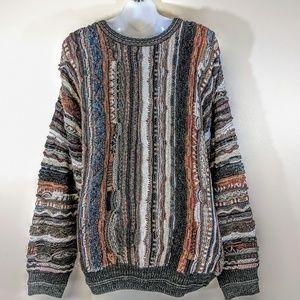 Croft & Barrow Vintage Coogi-Style Sweater